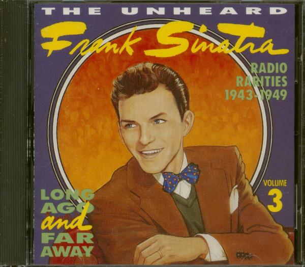 The Unheard - Long Ago And Far Away - Vol. 3 (CD)