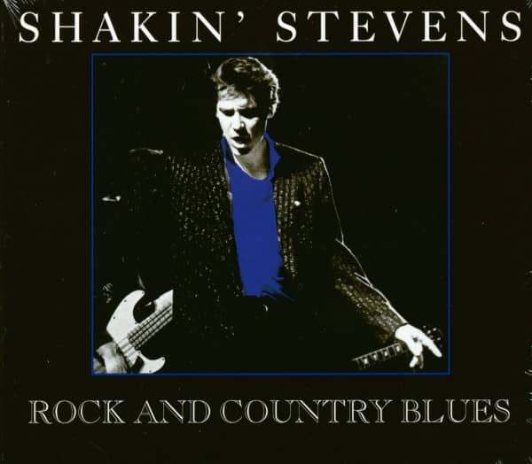 Rock And Country Blues Vol.2 (CD)