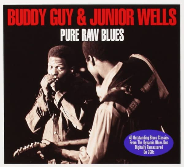 Pure Raw Blues (2-CD)