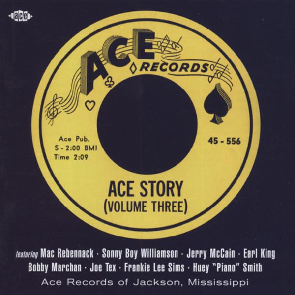 Vol.3, Ace Story