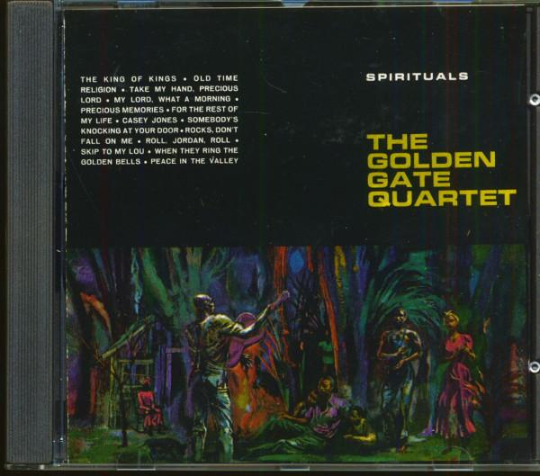 Spirituals (CD)