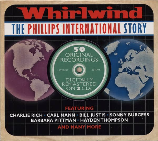 Whirlwind - The Phillips International Story (2-CD)