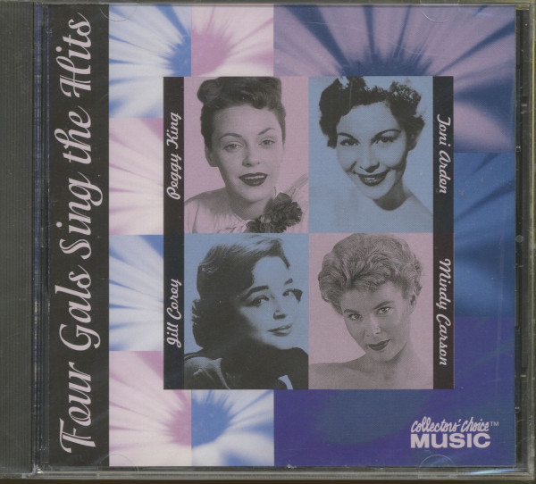 Four Gals Sing The Hits (CD)