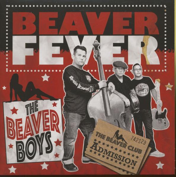 Beaver Fever (7inch, 45rpm, EP)