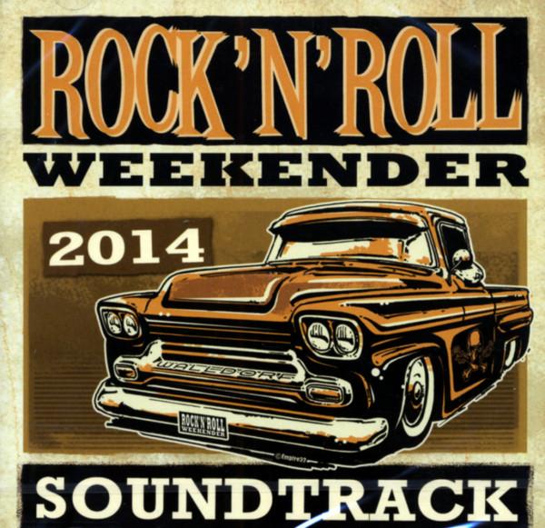 Rock 'N' Roll Weekender Soundtrack 2014 - Walldorf