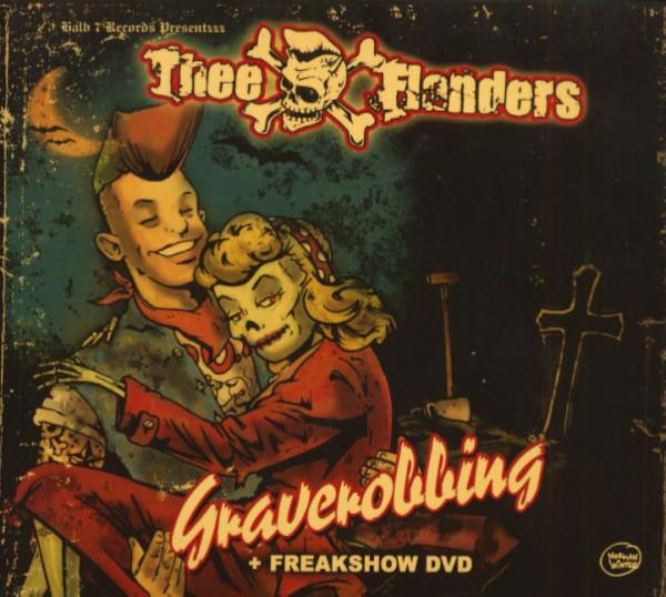Graverobbing (CD & Freakshow-DVD)