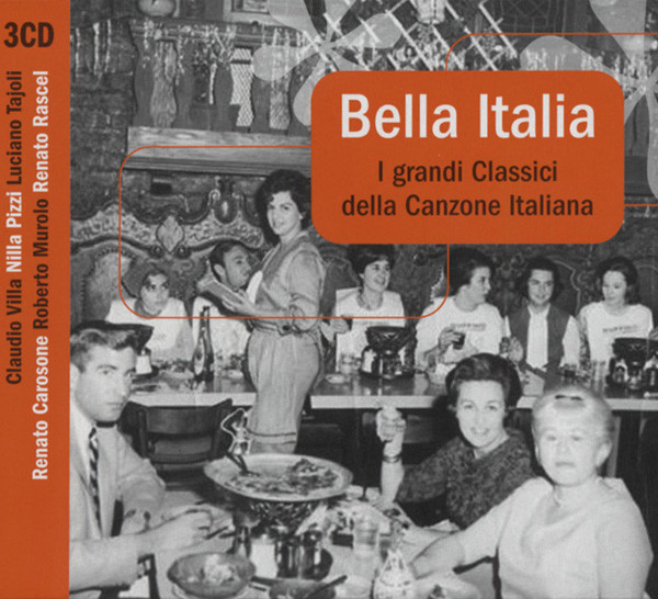 Bella Italia 3-CD