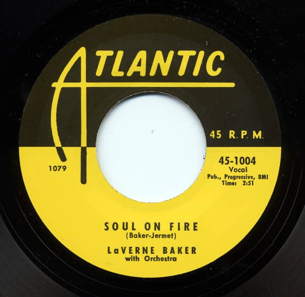 Soul On Fire b-w How Can You Leave A Man Like This 7inch, 45rpm