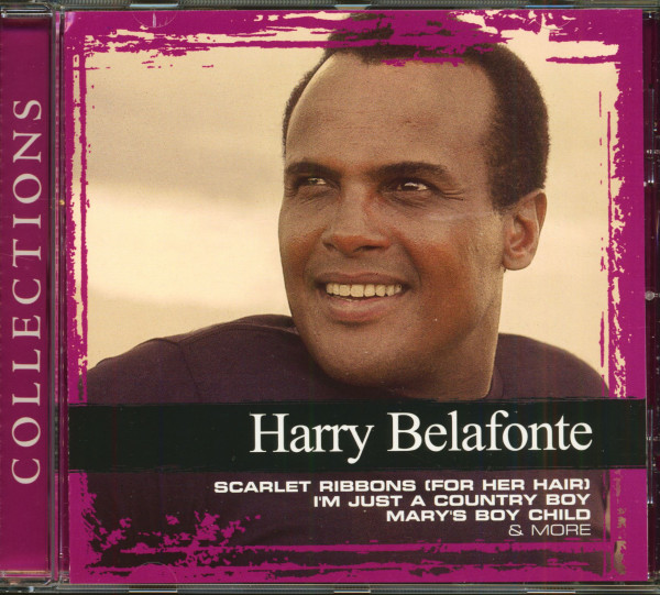 Collections - Harry Belafonte (CD)
