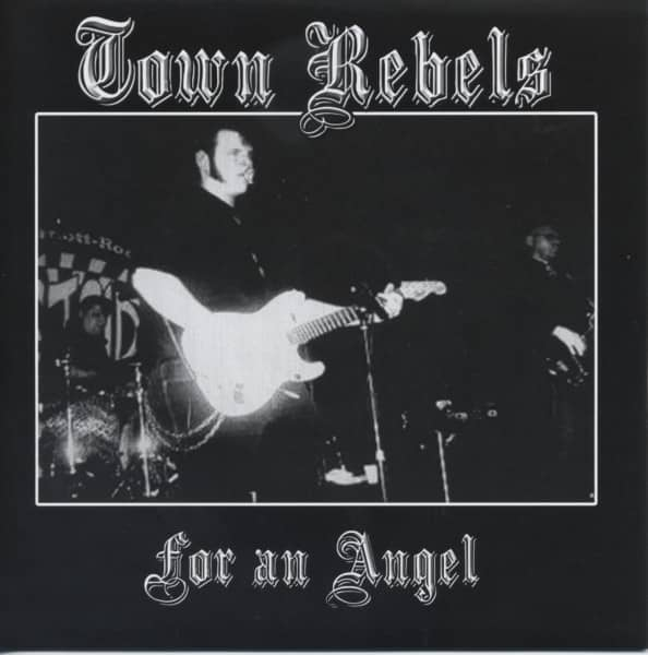 For An Angel 7inch, 45rpm, EP, PS, SC