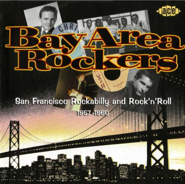Bay Area Rockers (CD)