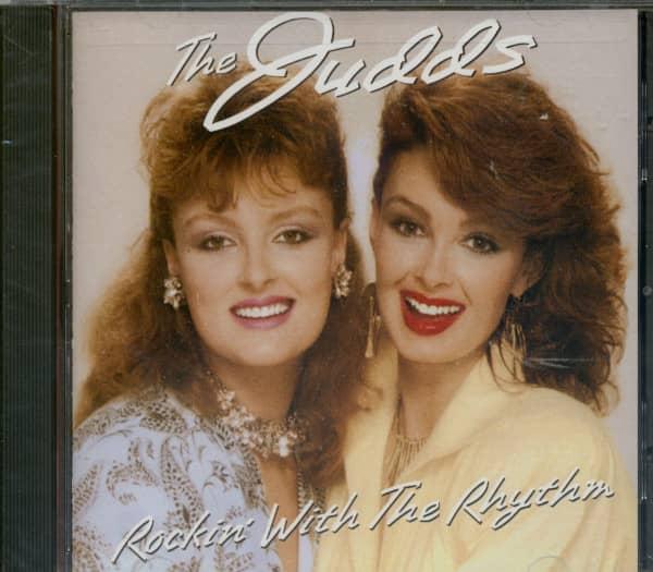 Rockin' With The Rhythm (CD)
