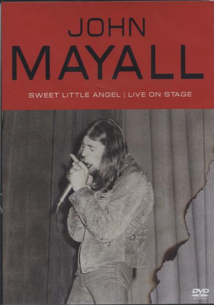 Sweet Little Angel - Paris 1970