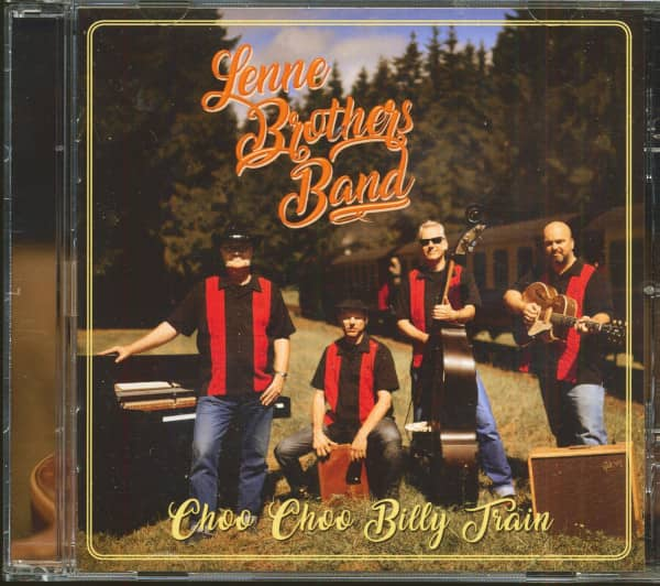 Choo Choo Billy Train (CD)