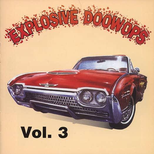 Vol.3, Explosive Doo Wop