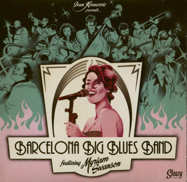 Barcelona Big Blues Band & Myriam Swanson