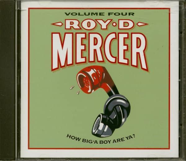 How Big'A Boy Are Ya ? Vol.4 (CD)