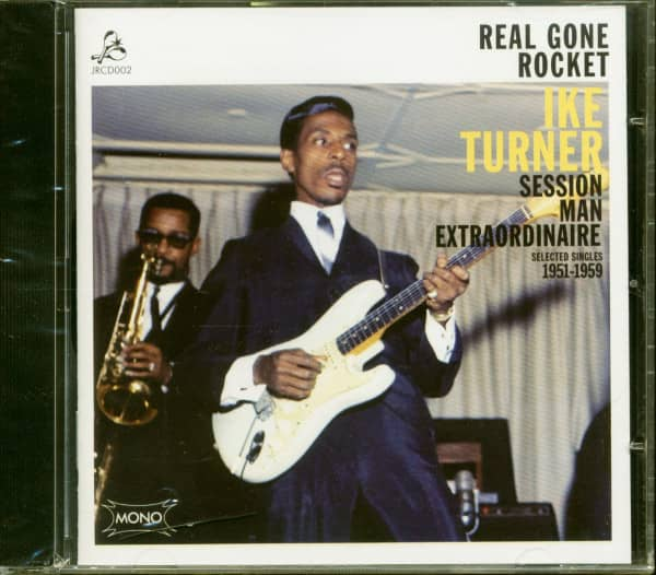 Real Gone Rocket - Session Man Extraordinaire (CD)