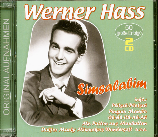 Simsalabim - 50 große Erfolge (2-CD)