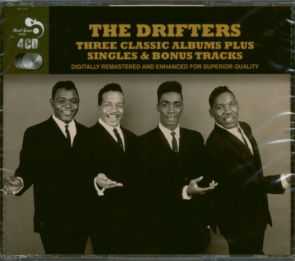 Three Classic Albums Plus Singles & Bonus Tracks (4-CD)