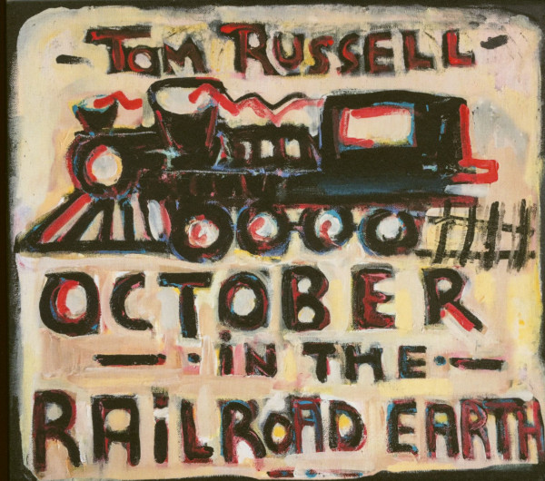 October In The Railroad Earth (CD)