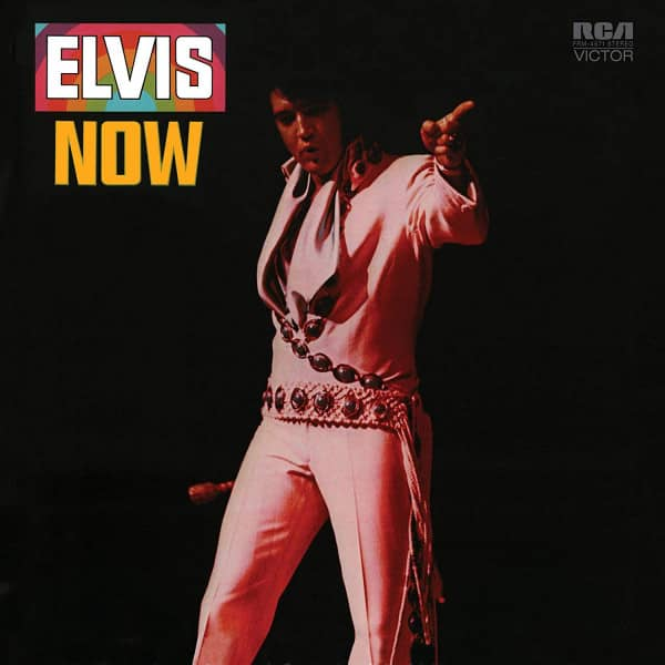 Elvis Now (LP)