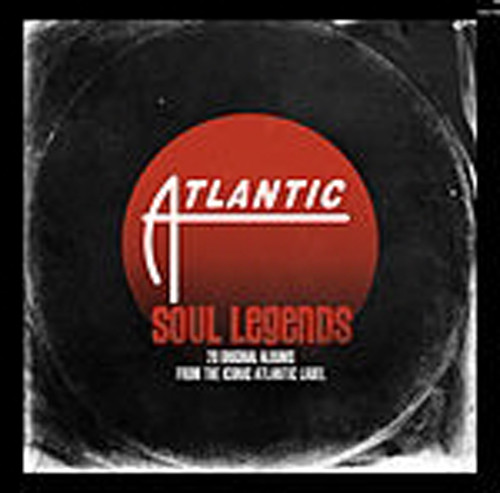 Atlantic Soul Legends (20-CD) Cube Box Ltd.