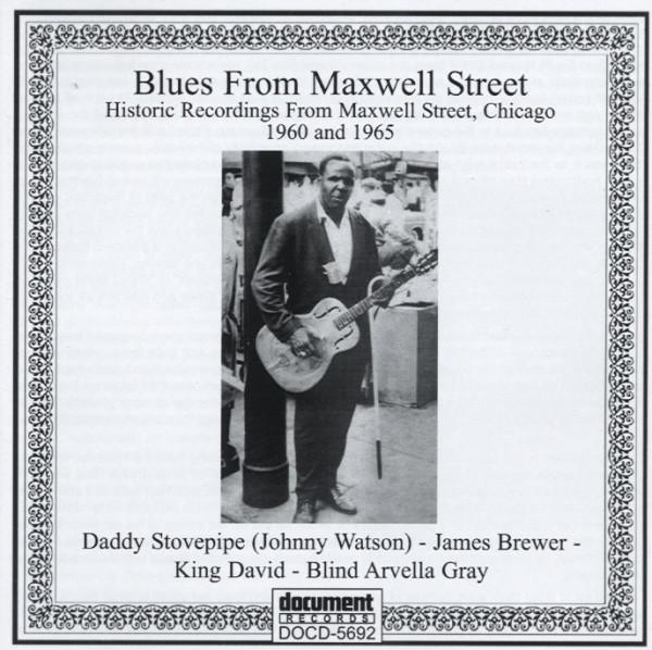 Blues From Maxwell Street