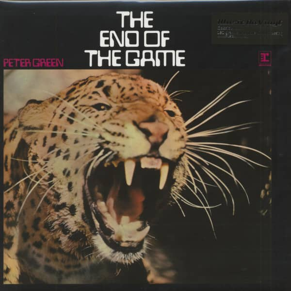The End Of The Game (LP, 180g Vinyl)