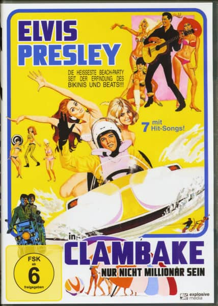 Clambake - Nur nicht Millionär sein (2)
