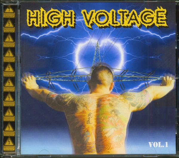 High Voltage Vol.1 (CD)