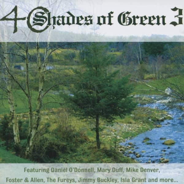Vol.3, 40 Shades Of Green (2-CD)