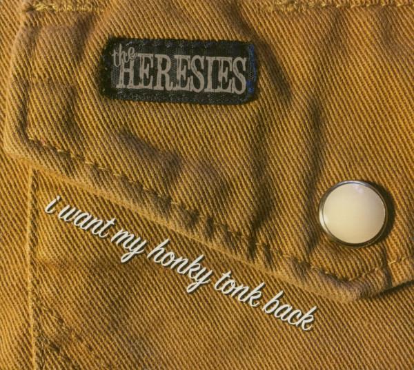 I Want My Honky Tonk Back (CD)