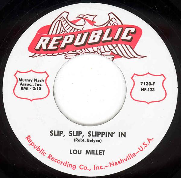 Shorty The Barber - Slip, Slip Slippin' In