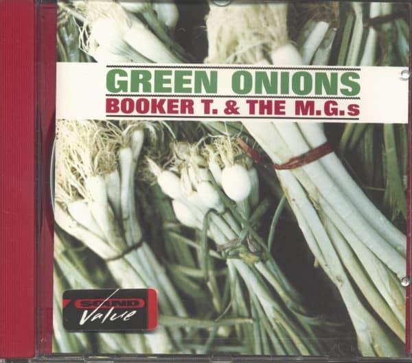 Green Onions (CD)