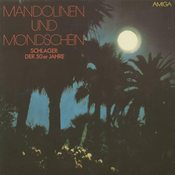 Mandolinen und Mondschein (LP)