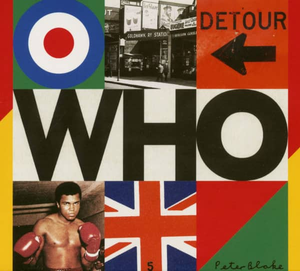 Who (CD, Deluxe Edition)