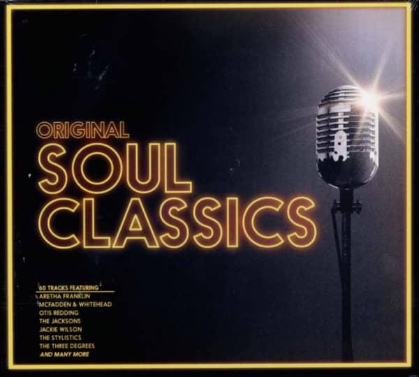 Original Soul Classics (3-CD)