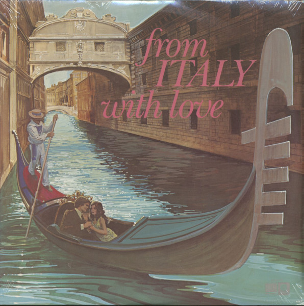 From Italy With Love (2-LP)