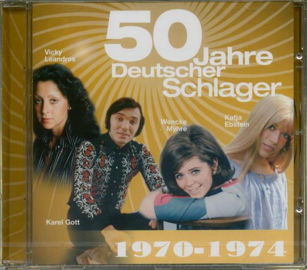 50 Jahre Deutsche Schlager 1970-74