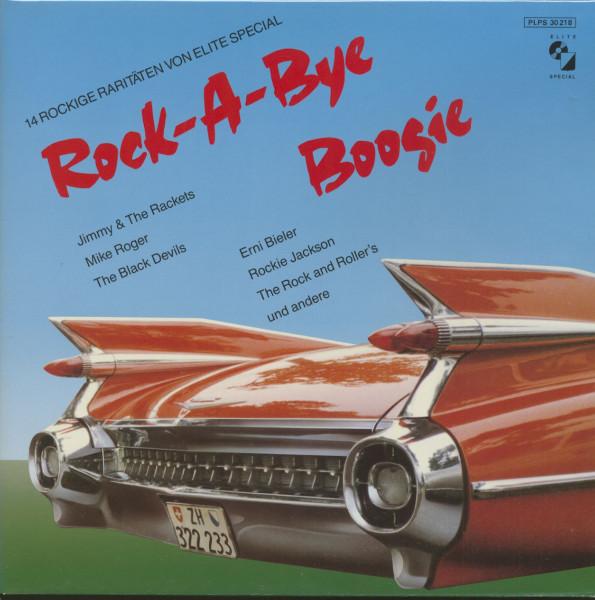 Rock-A-Bye Boogie (LP)