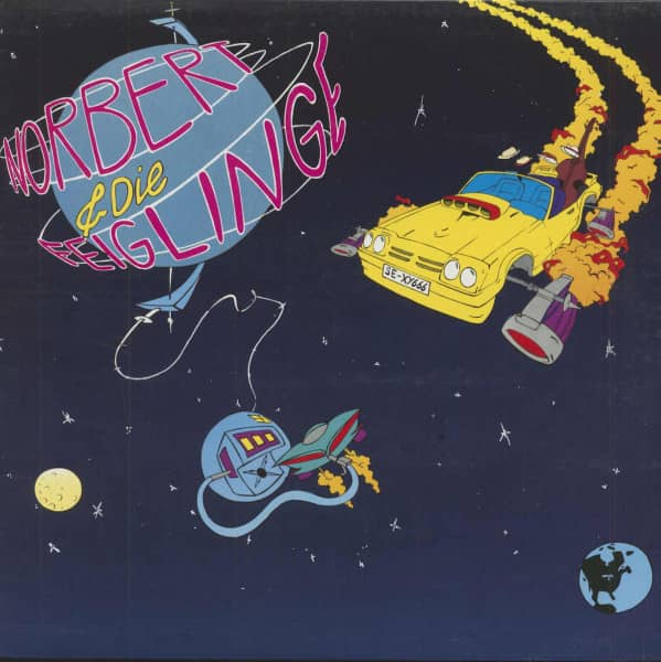 Norbert & die Feiglinge (LP)