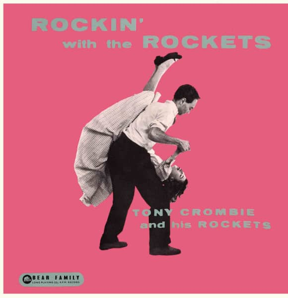 Rockin' With The Rockets (LP, 10inch, Ltd.)