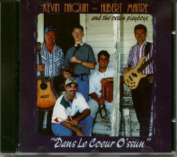 Dans Le Couer O'Ssun (CD)
