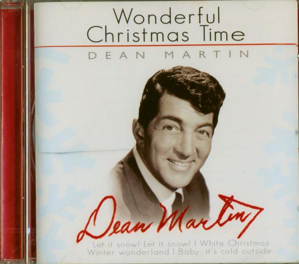 Dean Martin White Christmas.Dean Martin Wonderful Christmas Time