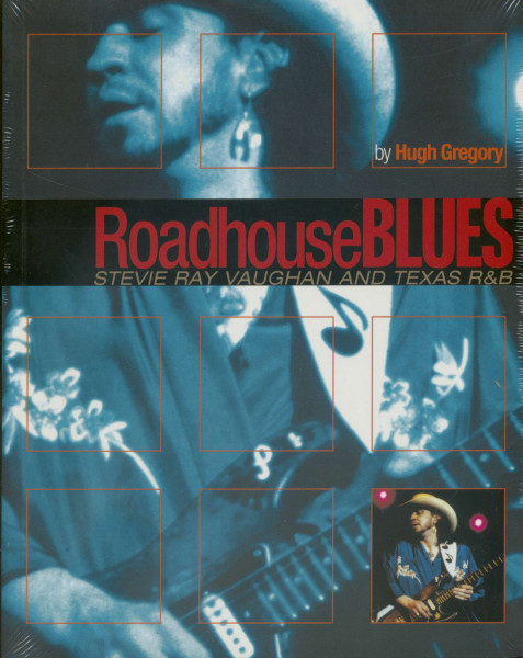 Roadhouse Blues - Stevie Ray Vaughan and Texas R&B