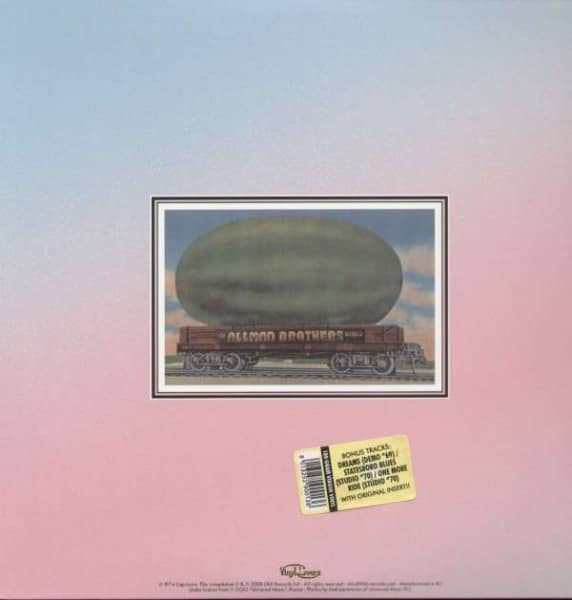 Eat A Peach...plus (2x180g Vinyl)