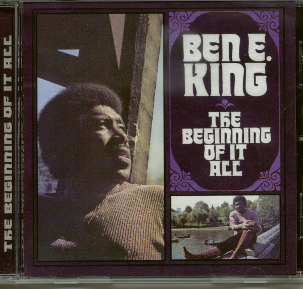 The Beginning Of It All (CD)