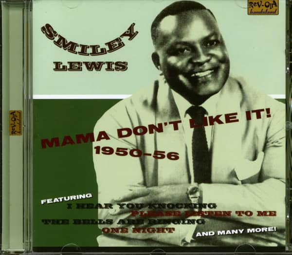 Mama Don't Like It 1950-56 (CD)
