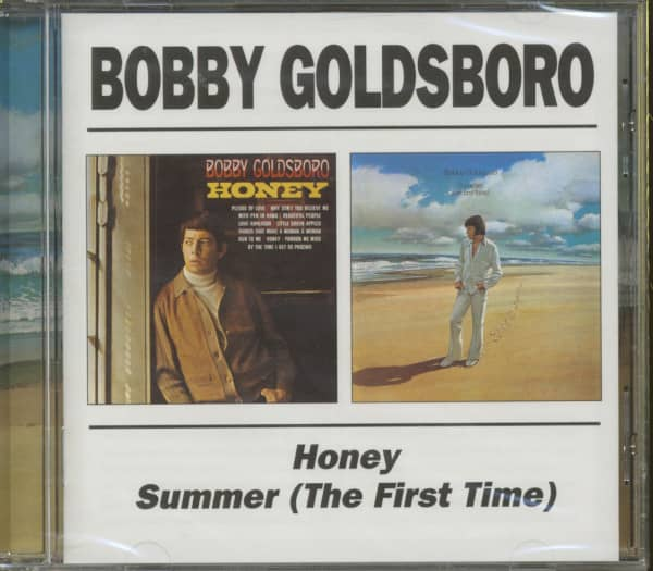 Honey - Summer (The First Time) (CD)
